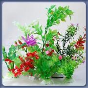 Fish Tank Plastic Plants
