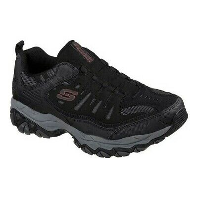 Skechers Men's   After Burn M. Fit Slip-On Walking Shoe