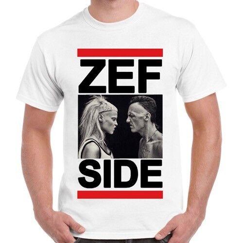 Zef Side Die Antwoord Like Ninja Yolandi Cool Ideal Gift Retro T Shirt 615