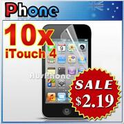 iPod Touch 4 Screen Protector