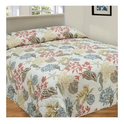 Beach Theme Blanket: Beach Bedding