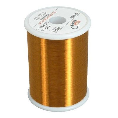 42 Awg Heavy Formvar Copper Magnet Wire 1.0 Lbs Mw15c 1