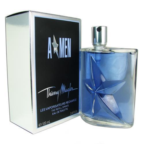 Thierry Mugler A*Men Eau De Toilette Spray Refill  100ml/3.3