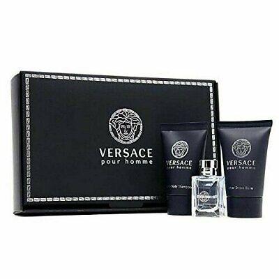 Versace Pour Homme 3 Piece Set
