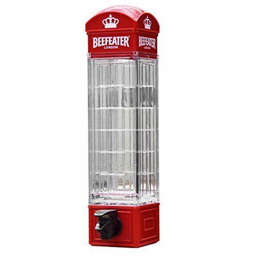London Telephone Beer Dispenser Wine Beverage Beer Towel Bucket Bar