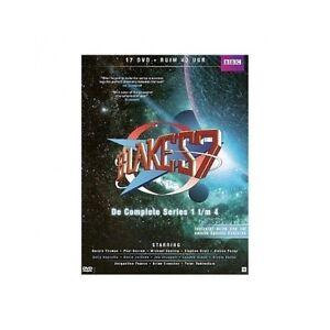Blakes 7 DVD Complete Collection BBC Dvd Bonus Space Box Set NEW NEW NEW!