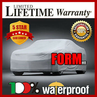 TITANIUM® CAR COVER ✅ Custom-Fit ✅ Waterproof ✅ Premium ✅ Best Quality