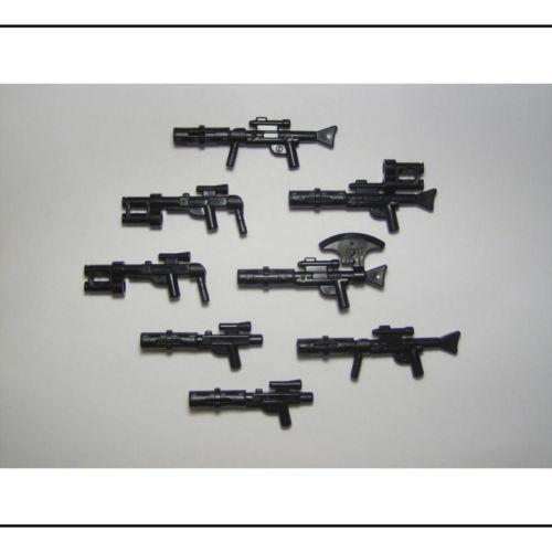 lego how to build a gun