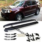 2012 Honda Pilot Running Boards