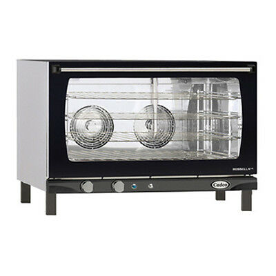 Cadco Xaf-193 Countertop Electric Convection Oven - 4 Full Size Pan Capacity