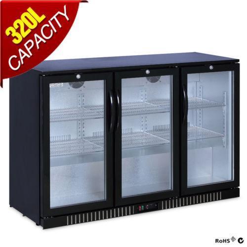 Commercial Display Fridge Refrigerators Ebay