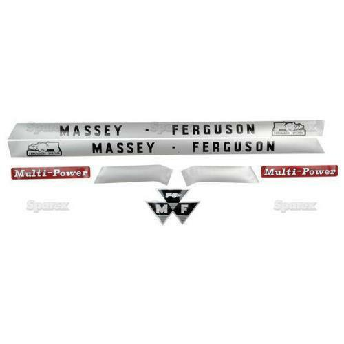 Ferguson Tractor Decals : Massey ferguson decals ebay
