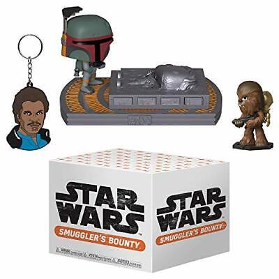 Funko Star Wars Smuggler's Bounty Box: - Cloud City Theme (Toy Used)
