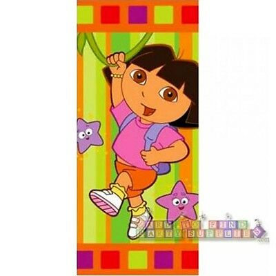 DORA THE EXPLORER Star Catcher CELLO FAVOR BAGS (8) ~ Birthday Party Supplies ()