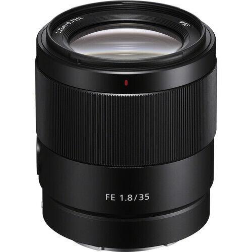 Sony FE 35mm f/1.8 Lens SEL35F18F Lens From US