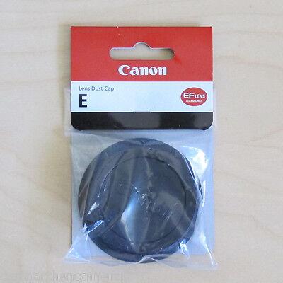 Canon EF Rear Lens Dust Cap E for DSLR Lenses