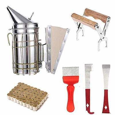 Beekeeping Supplies Tools Set Beekeeping Kit Bee Smoker Starter Kit Included ...