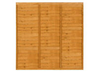 NEW THIS WEEK , ONE 6 BY 6 FENCE PANEL