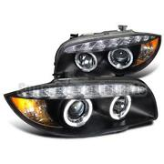 BMW 128i Headlight