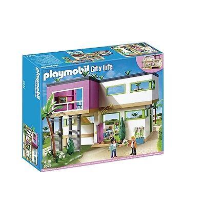 Playmobil - Modern Luxury Mansion (5574)