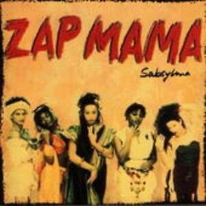 Sabsylma · Zap Mama · CD 2004 · Neuwertig!