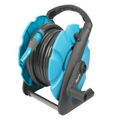 Flopro 70300450 2-in-1 Compact Hose Reel 20m