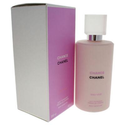 Chanel CHANCE EAU VIVE Women Perfume Body Moisture 6.8oz / 200ml NIB SEALED