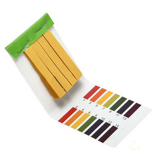 160-Strips-Full-Range-pH-Test-Paper-Alkaline-Acid-1-14-Water-Litmus-Testing-Kit