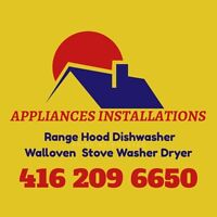 Appliances Complete Setup & Installations