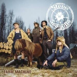 Steve 'n' Seagulls - Farm Machine   CD  NEU   (2015)