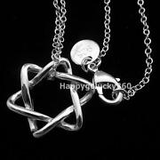 925 Silver Star Necklace