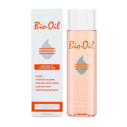 Bio-Oil for Scars, Stretch Marks, Uneven Skin Tone w/ PurCel