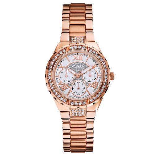 Guess Watch Women Rose Gold | eBay