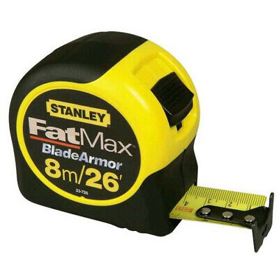 Stanley Tools FatMax Blade Armor Reinforced Tape Measure, 1