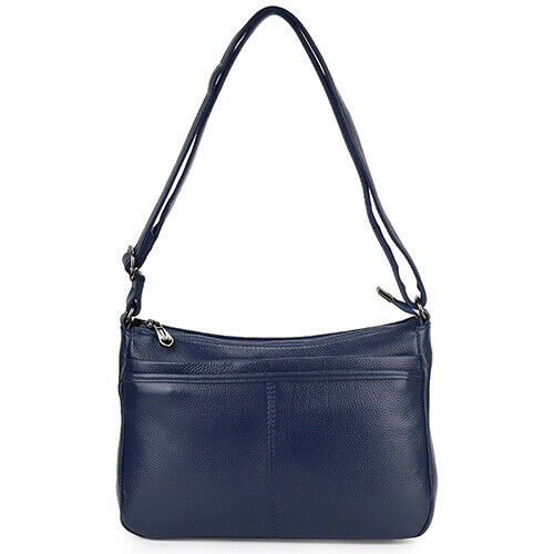 Real Genuine Leather Tote Large Capacity Casual Shoulder Bag