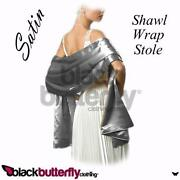 Silver Wedding Shawl