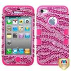 iPhone 4 Soft Case Bling