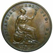 1858 Penny