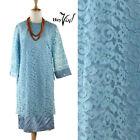 Eveningwear Lace Shift Vintage Dresses for Women
