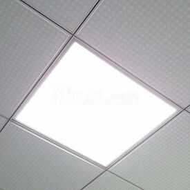 600x600mm LED Ceiling Light Panel Light White Finish 2 Years Warranty Offered