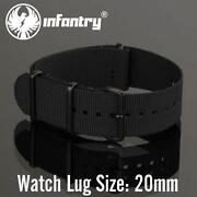 Nylon Watch Strap