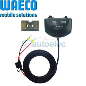 WAECO PORTABLE FRIDGE POWER  BATTERY SUPPLY  WIRING KIT 12V 12 VOLT RAPS 12R-U2