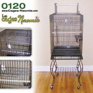 Cage à perroquet ou perruche