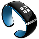 Bluetooth Wrist Smart Bracelet Watch Phone for IOS Android iPhone HTC