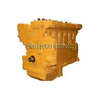 Caterpillar 3306dita Remanufactured Diesel Engine 34 Engine Or Long Block