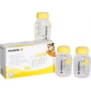 Medela Bottles 3pk 8oz (NEW)