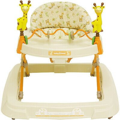 Baby Trend - Portable Baby Activity Adjustable Walker with Removable Toys, Kiku