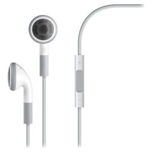 Original Apple Earphones Stereo Headset with Mic and Remote [MB770G]