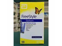 Freesyle Optium Neo Glucose Strips