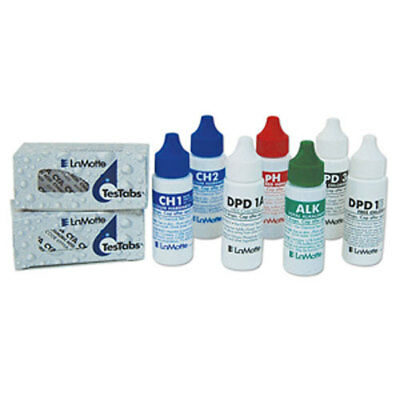 LaMotte ColorQ Pro 7 Liquid Refill Reagent Pack For Swimming Pool Test Kit ()